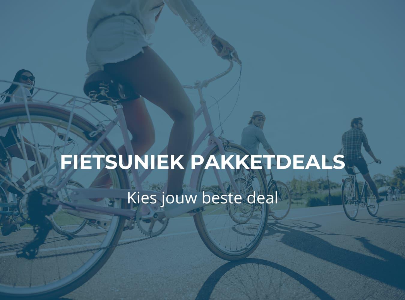 Fiets online bestellen bij Fietsuniek.nl. Boek meteen je fietsservice tegen een scherpe prijs.