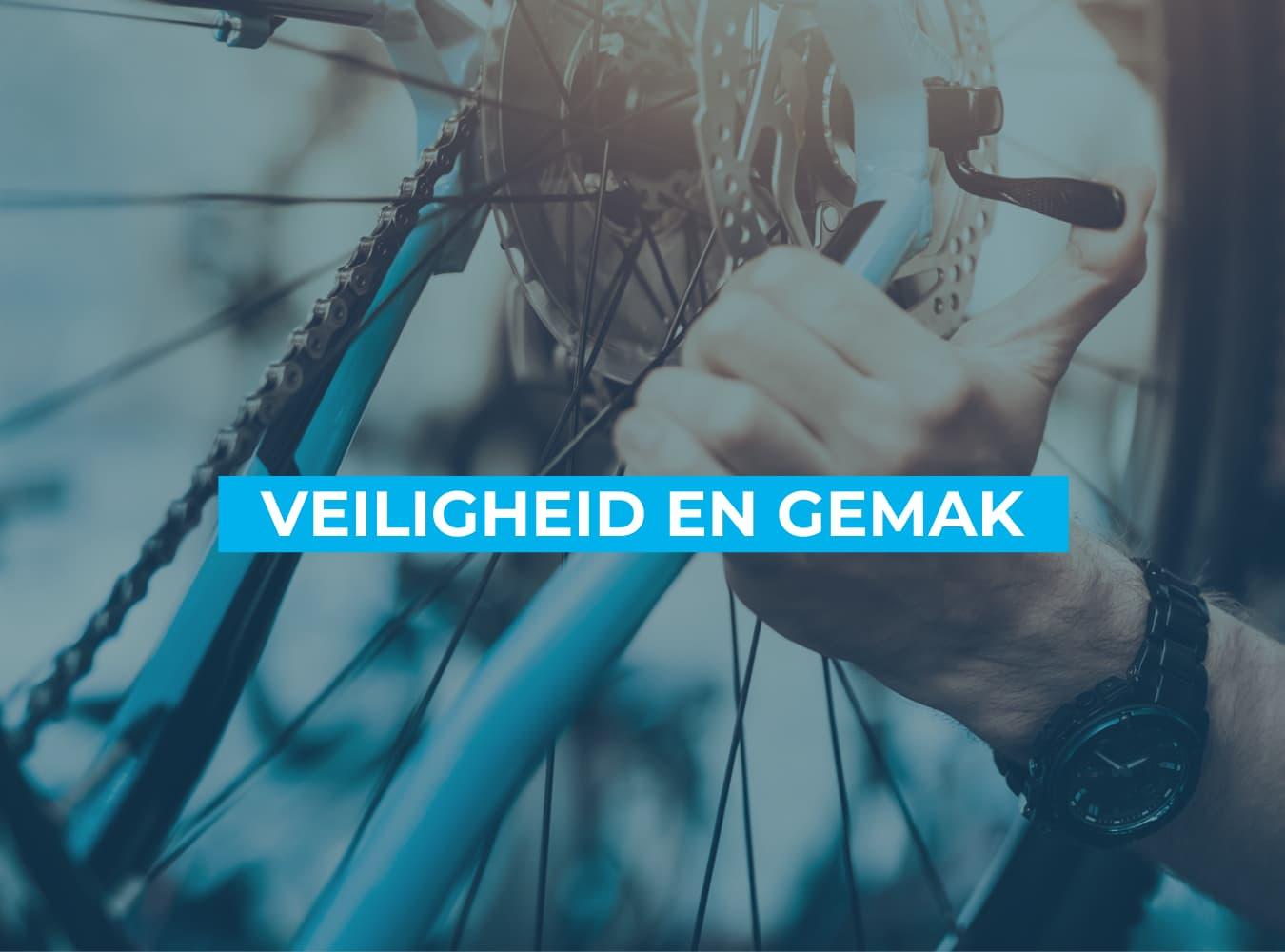 Fiets online bestellen bij Fietsuniek.nl. Montage- en bezorgservice.