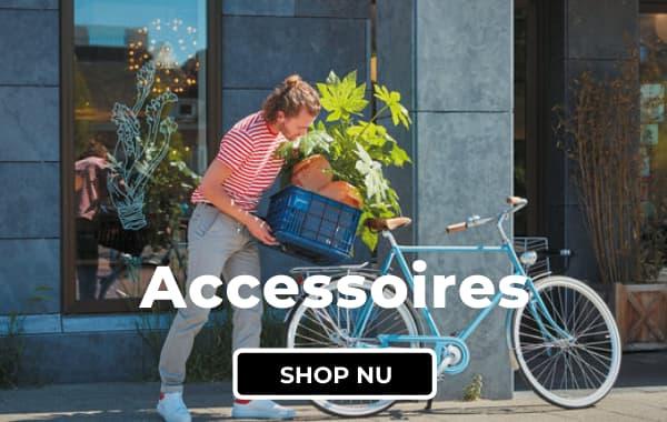De grootste collectie fietsaccessoires bij Fietsuniek.nl. Scherp geprijsd. Voor 15.00 uur besteld, zelfde dag verzonden.