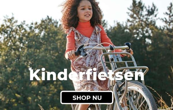 De grootste collectie kinderfietsen bij Fietsuniek.nl. Gratis 100% rijklaar gemaakt en thuisbezorgd.