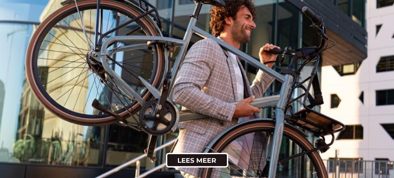 Fiscaal voordeel bij de aanschaf van een nieuwe fiets