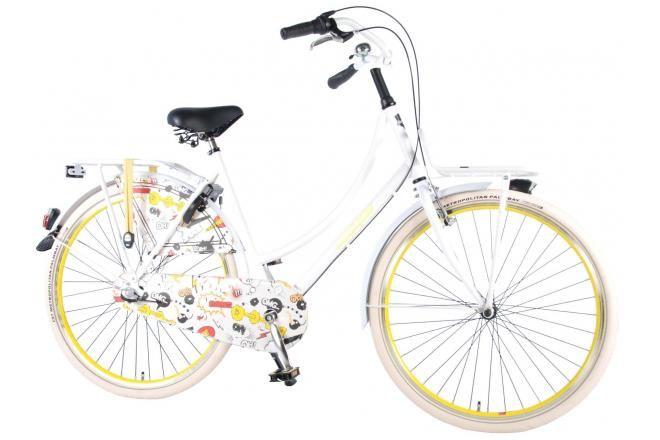 Salutoni Urban Transport N3 95% Dames 2018 Wit 50 cm