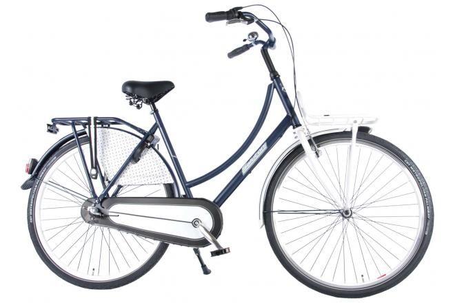 Salutoni Urban Transport N3 95% Dames 2018 Blauw Wit 56 cm