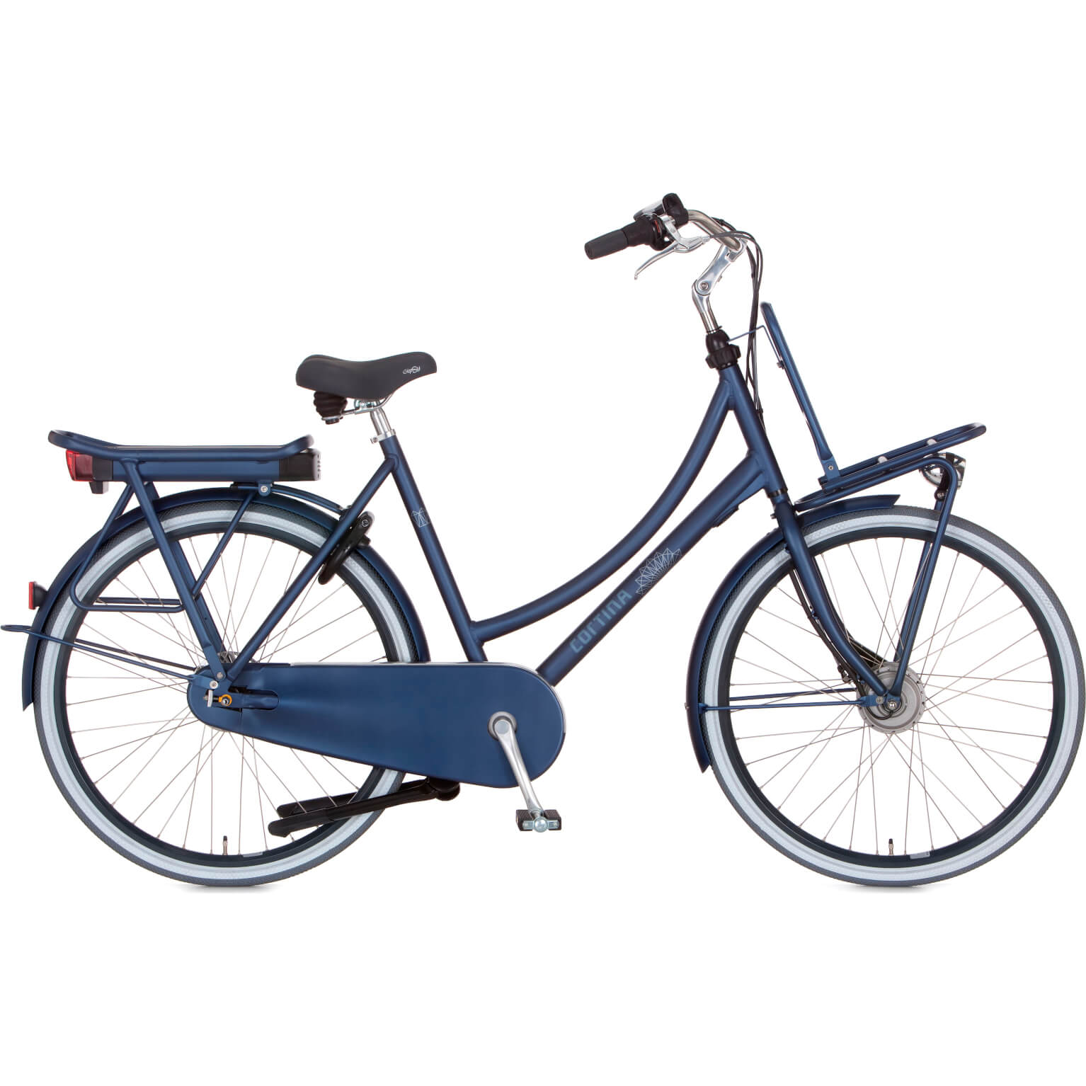 Cortina E-U4 N7 RB Dames 2019 Polish Blue Matt 50cm
