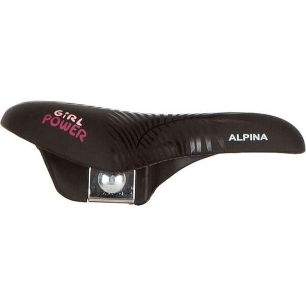 Alpina zadel 16-18 GP black 2020 print