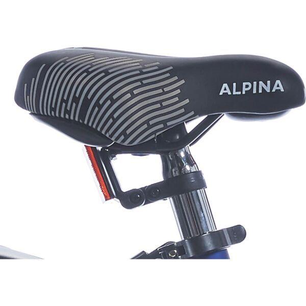 Alpina zadel 16 Brave AZ-310 black/print