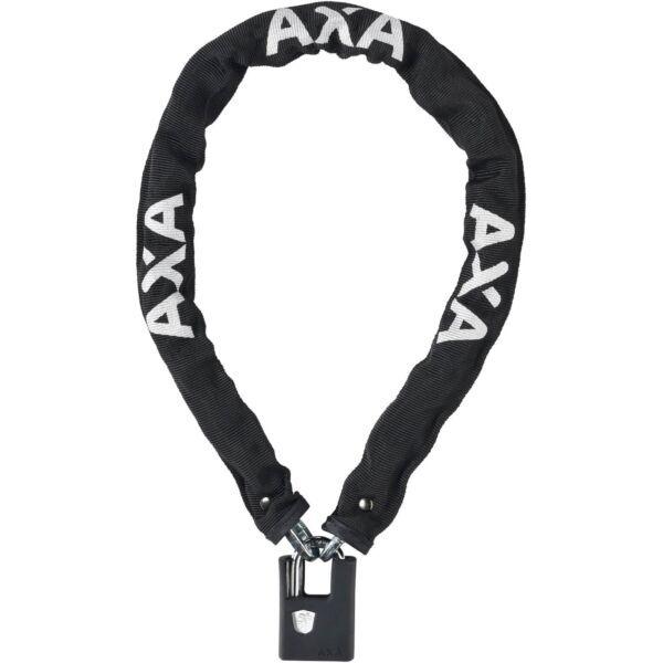 Axa kettingslot Clinch+ 85/6 zwart
