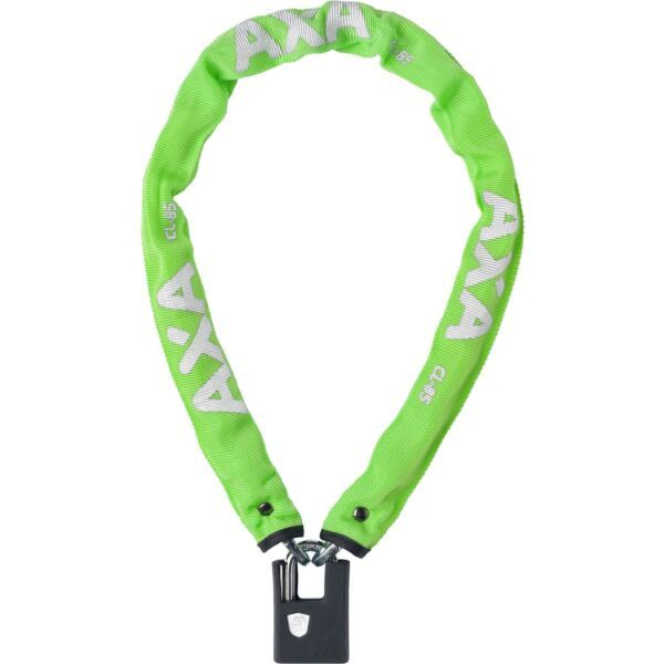 Axa kettingslot Clinch+ 85/6 groen