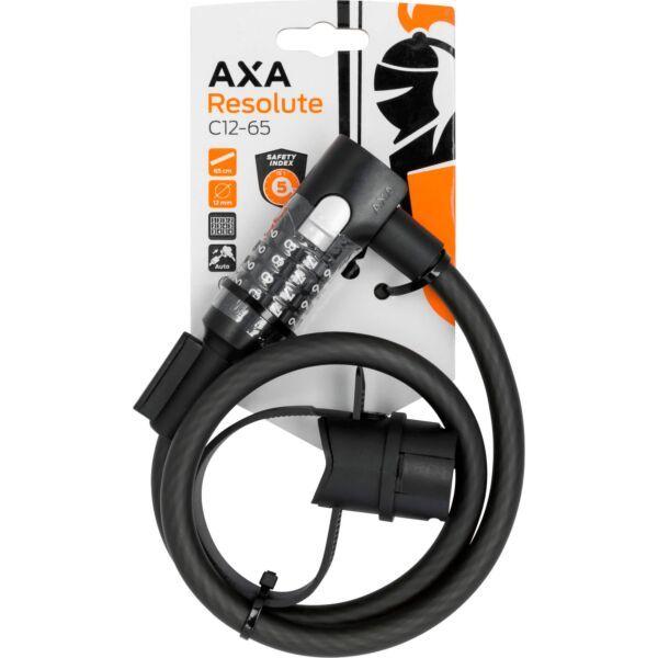 Axa kabelslot code Resolute C65/12