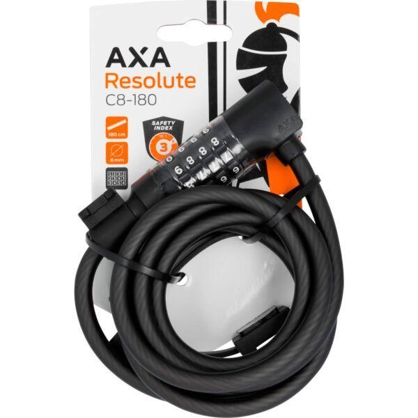 Axa kabelslot code Resolute C180/8
