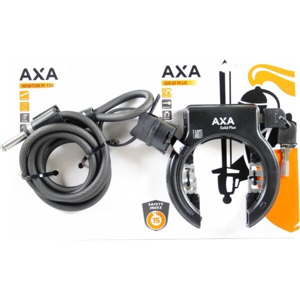 Axa slotenset Solid Plus + Plug-in PI150