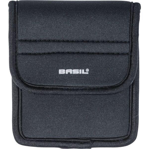 Basil display cover Univ. black lime