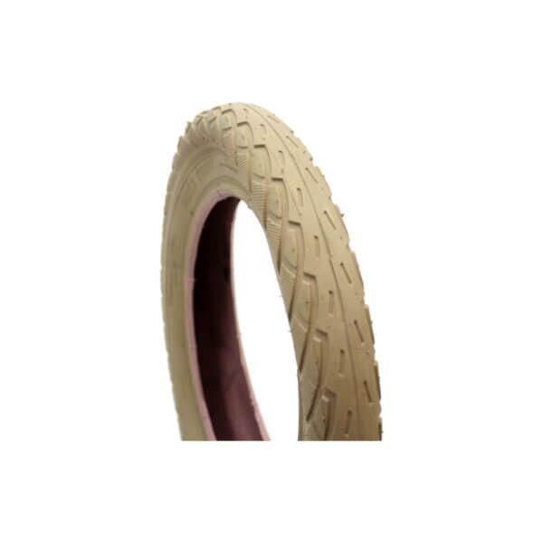 Deli Tire btb SA-206 12 1/2 x 2 1/4 beige