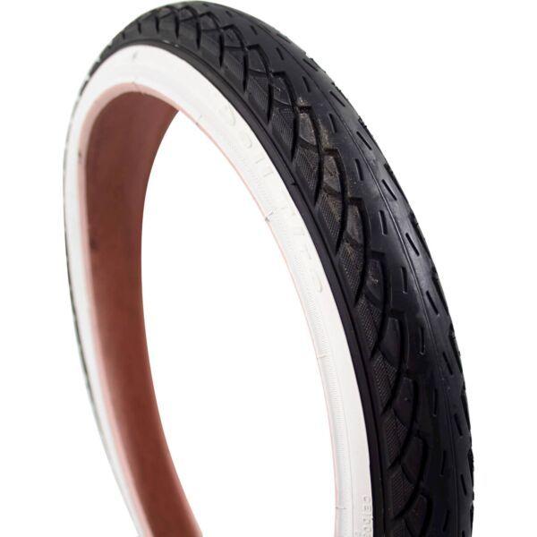 Deli Tire btb SA-206 16 x 1.75 zw/wit