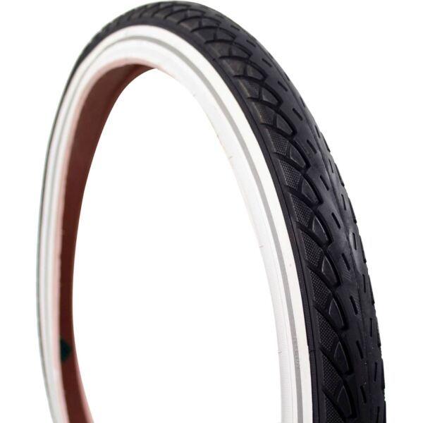 Deli Tire btb SA-206 20 x 1.75 zw/wit refl