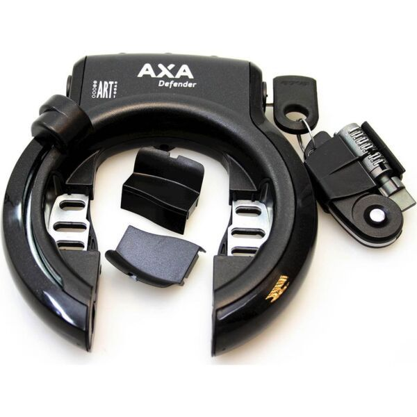 Cortina slot Defender m extra cil mat zwart