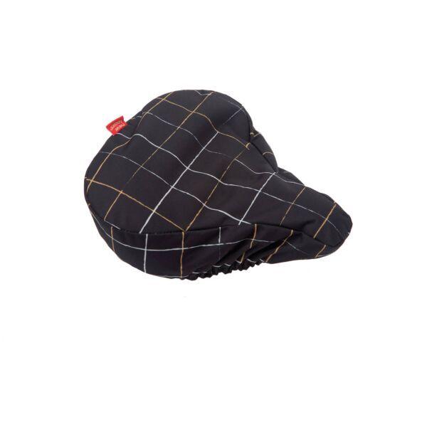 New Looxs zadeldek Check black