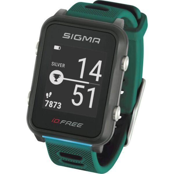 Sigma polscomputer iD.Free green