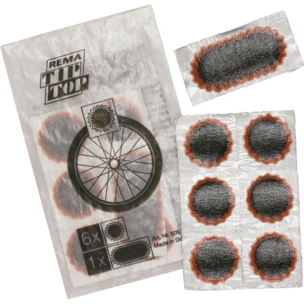 Rema Tiptop Tip-Top pleister 6XF1 1XF2