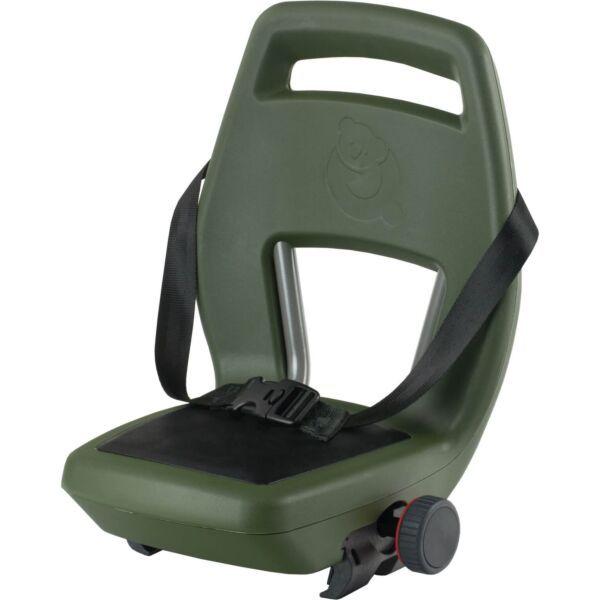 Qibbel achterzitje Junior 6+ drager groen/zwart