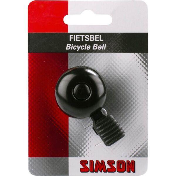 Simson bel Mini 32mm zwart