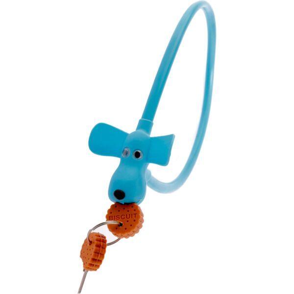PexKids kabelslot Flappie de waakhond blauw