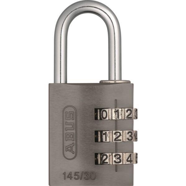 Abus hangslot code 145/30 titanium