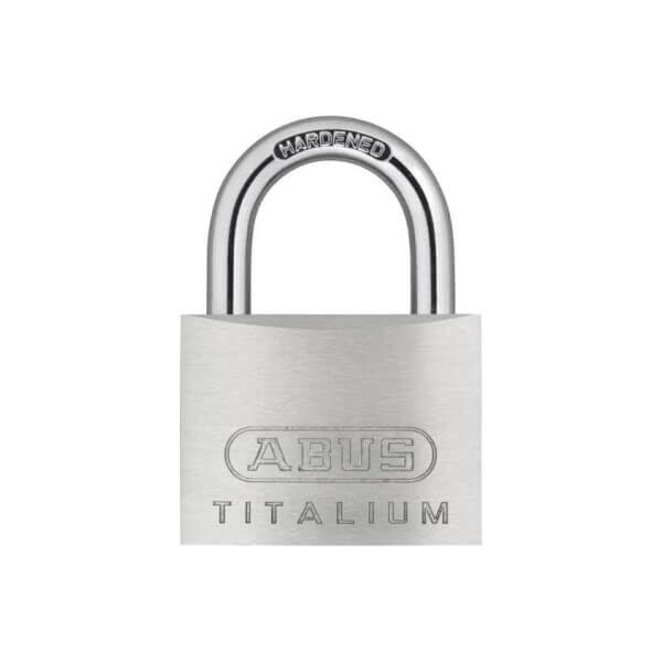 Abus hangslot Titalium 40mm krt