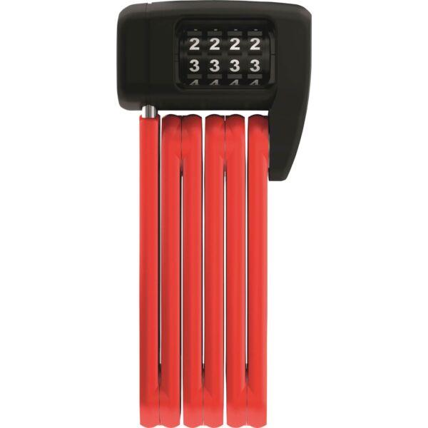 Abus vouwslot Bordo Combo Lite Mini 6055C/60 red