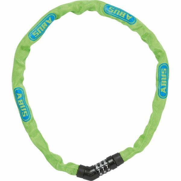 Abus kettingslot code Steel-O-Chain 4804C/75 lime