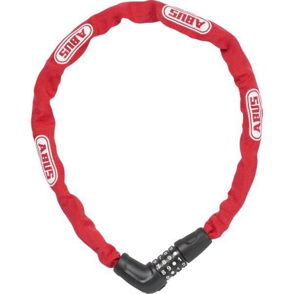Abus kettingslot code Steel-O-Chain 5805C/75 red