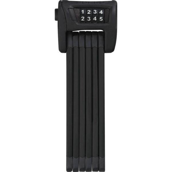 Abus vouwslot Bordo Combo 6100/90 black SH