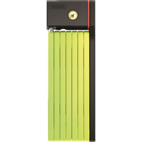 Abus vouwslot Bordo Big uGrip 5700/100 lime SH
