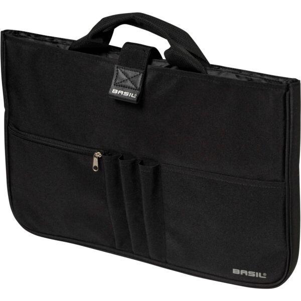 Basil laptoptas voor notebook zwart