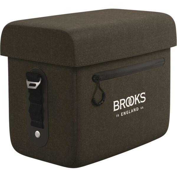 Brooks stuurtas Scape Case mud green