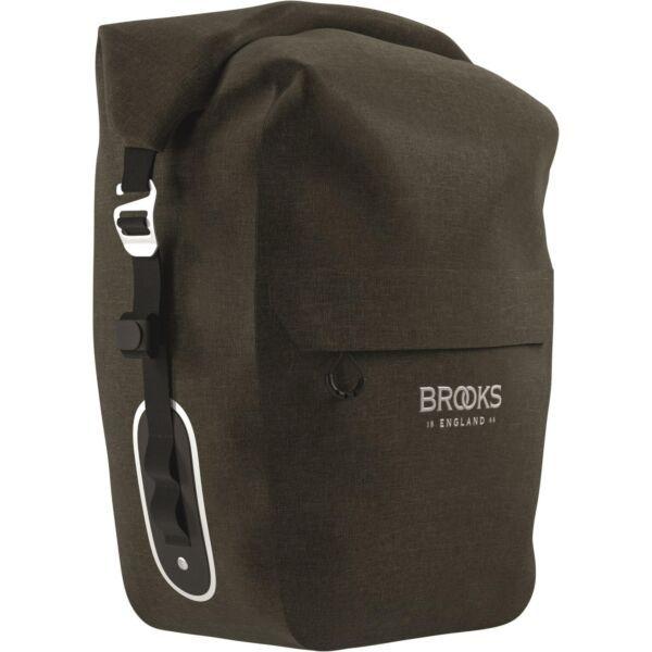 Brooks tas Scape L mud green