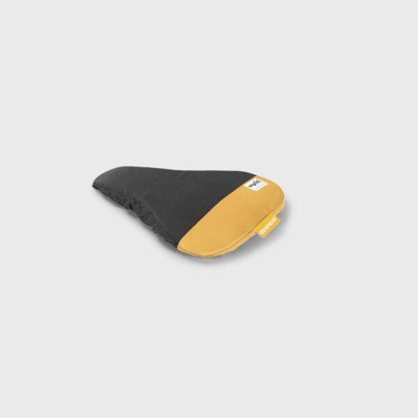 Urban Proof zadelhoes recycled grijs/geel